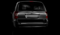 2011 Chrysler Town & Country, Back View. , exterior, manufacturer