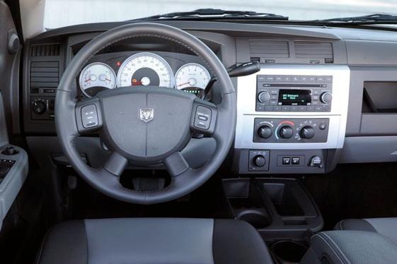 2011 Ram Dakota, Driver Seat. , interior, manufacturer