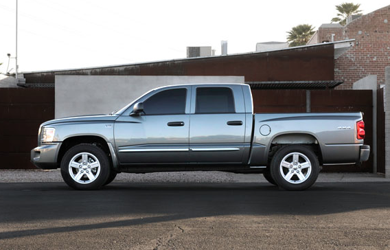 2011 Ram Dakota, Side View. , manufacturer, exterior