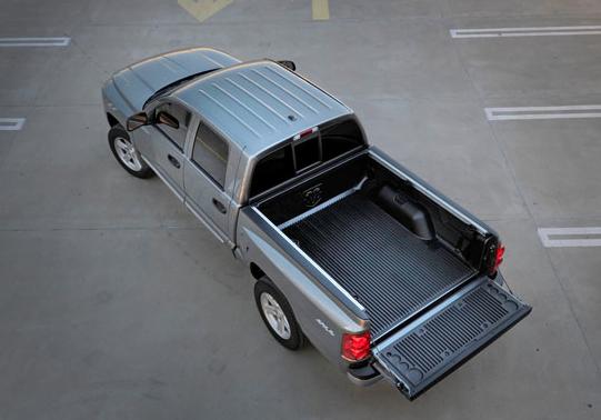 2011 Ram Dakota, Aerial View. , exterior, manufacturer