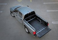 2011 Ram Dakota, Aerial View. , exterior, manufacturer, gallery_worthy