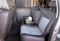 2011 Ram Dakota, Back Seat., interior, manufacturer, gallery_worthy