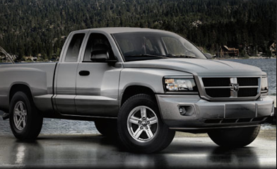 2011 Ram Dakota, Three quarter view. , manufacturer, exterior