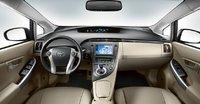 2011 Toyota Prius, Front Seat., interior, manufacturer