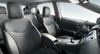2011 Toyota Prius, Front Seat. , interior, manufacturer