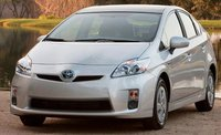 2011 Toyota Prius, Front View. , exterior, manufacturer