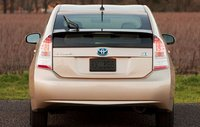 2011 Toyota Prius, Back View. , exterior, manufacturer