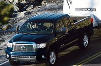 2011 Toyota Tundra, Front three quarter view. , exterior, manufacturer