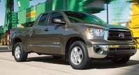 2011 Toyota Tundra, Three quarter view. , exterior, manufacturer