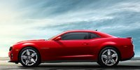 2012 Chevrolet Camaro, Side View., exterior, manufacturer
