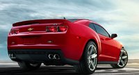 2012 Chevrolet Camaro, Back View., manufacturer, exterior