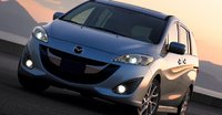 2012 Mazda MAZDA5, Front View. , exterior, manufacturer