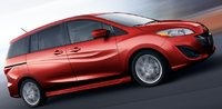 2012 Mazda MAZDA5, Side View., manufacturer, exterior