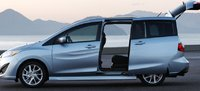 2012 Mazda MAZDA5, Side View. , exterior, manufacturer