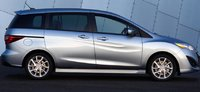 2012 Mazda MAZDA5, Side View., exterior, manufacturer