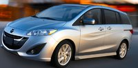 2012 Mazda MAZDA5, Side View. , manufacturer, exterior