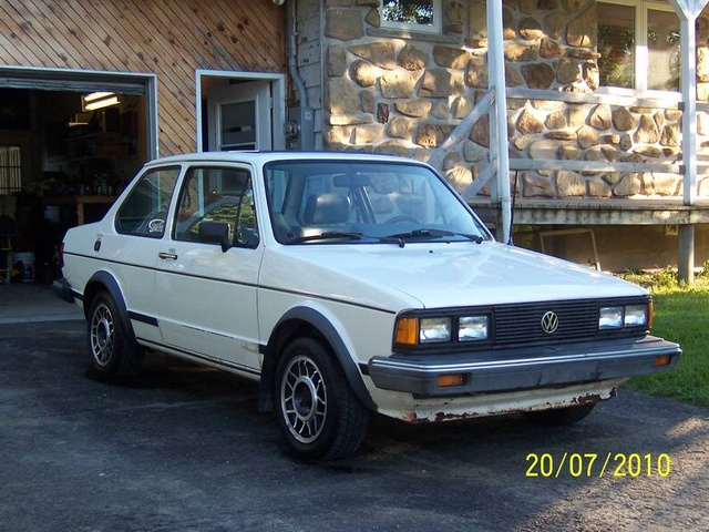 Picture of 1984 Volkswagen Jetta