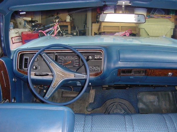 1972 Plymouth Fury - Interior Pictures - CarGurus