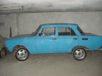 1978 Moskvitch 412 Overview