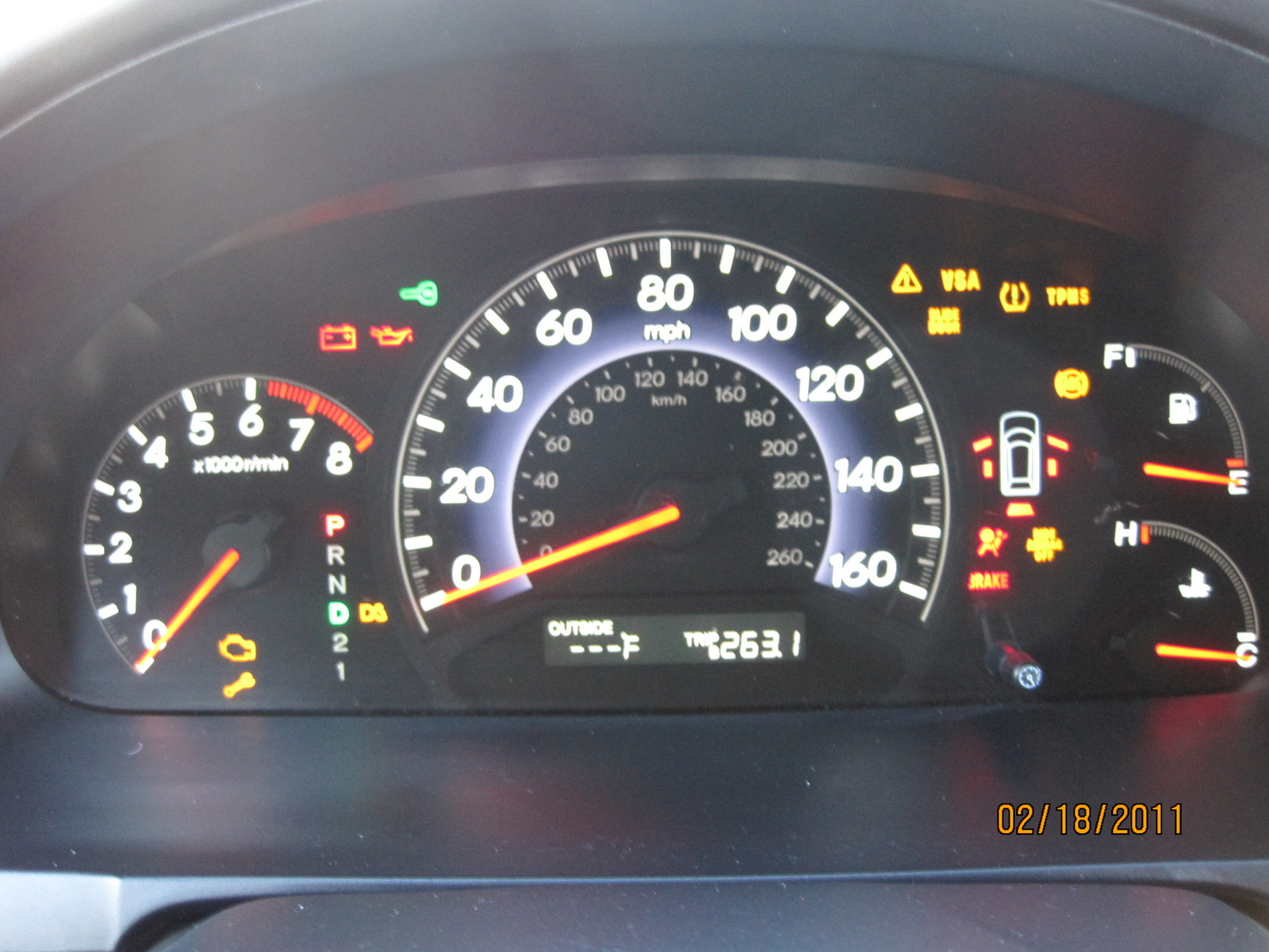 Honda Odyssey Engine Light With Exclamation Autos Post
