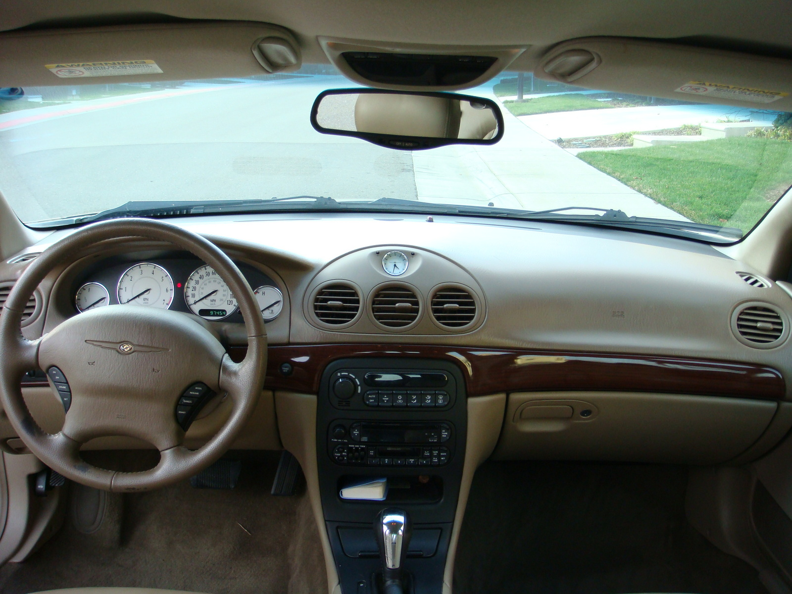 Jeep Dealers Near Me >> 2001 Chrysler 300M - Interior Pictures - CarGurus