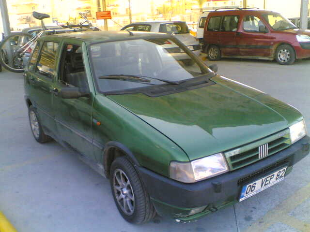 Picture of 1996 FIAT Uno, exterior, gallery_worthy