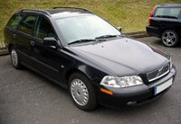 Picture of 1998 Volvo V40, exterior