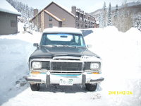 1980 Jeep Cherokee, after the snow, exterior, gallery_worthy