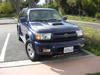 2002 Toyota 4Runner SR5 4WD, front, exterior