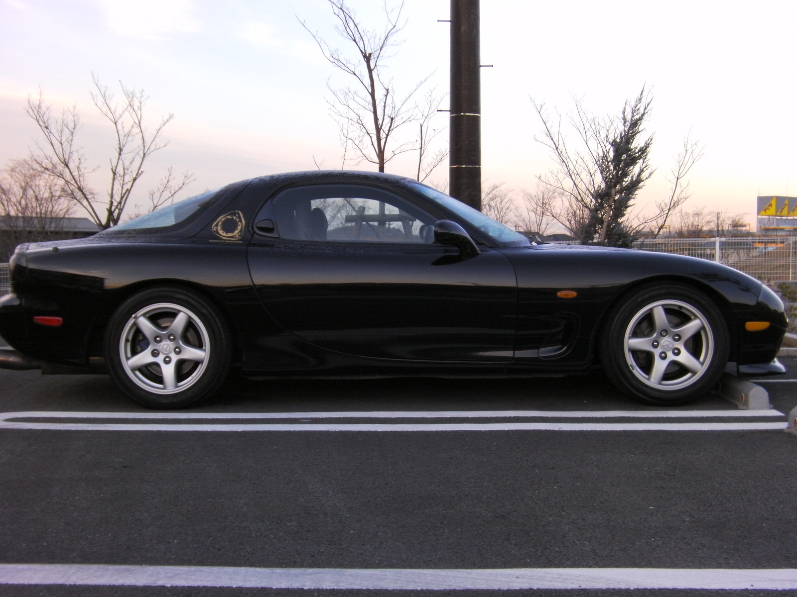 Picture of 1996 mazda rx 7 exterior