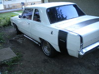1967 Plymouth Valiant, 1967 plymoth valiant, exterior