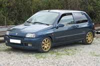 1996 Renault Clio Overview
