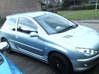 Picture of 2000 Peugeot 206, exterior