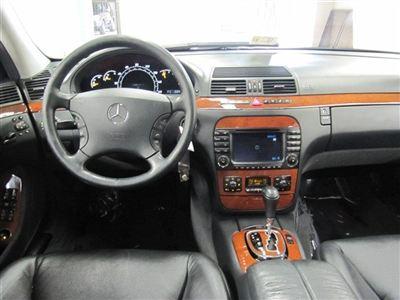 2003 Mercedes-Benz S-Class - Interior Pictures - CarGurus