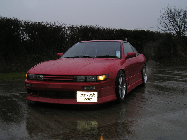 Picture of 1995 Nissan 180SX