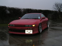 1995 Nissan 180SX Overview