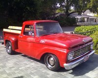 1963 Ford F-100 Overview