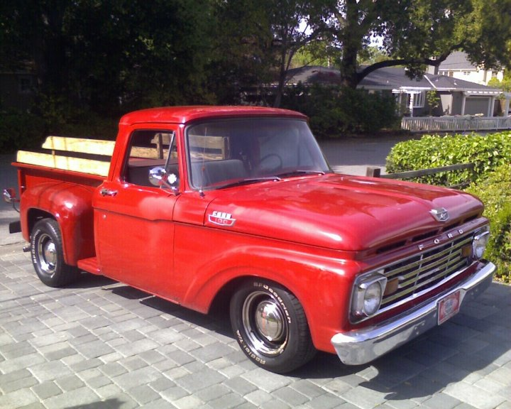 1963 Ford F-100 picture, exterior
