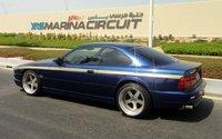 1997 BMW 8 Series 840ci, Yas Island F1 Circuit - Abu Dhabi, exterior