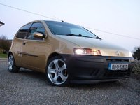 2000 FIAT Punto Picture Gallery