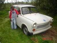 1987 Trabant 601 Overview