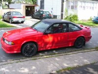 1990 Chevrolet Cavalier Z24 Coupe FWD, Cavalier, exterior, gallery_worthy