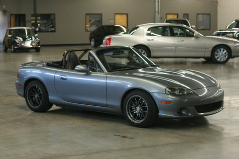 2004 Mazda Mazdaspeed Mx 5 Miata Turbo Related Infomation