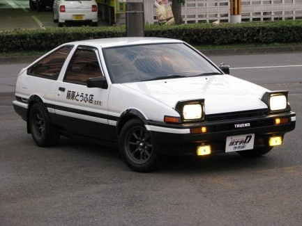 Picture of 1985 Toyota Sprinter, exterior, gallery_worthy