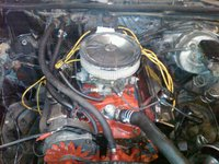 1981 Chevrolet Monte Carlo picture, engine
