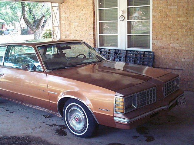 Picture of 1979 Pontiac Le Mans