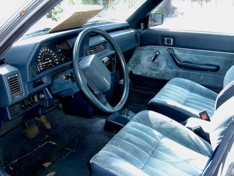 Picture of 1986 Toyota Camry LE Sedan, interior