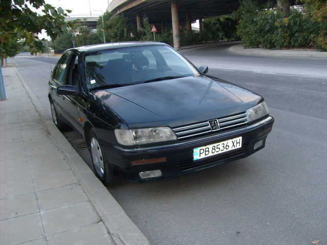 Picture of 1994 Peugeot 605