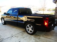 Picture of 2006 Chevrolet Silverado 1500 SS Ext. Cab 2WD, exterior, gallery_worthy