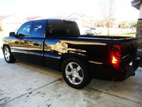 Picture of 2006 Chevrolet Silverado 1500 SS Ext. Cab 2WD, exterior
